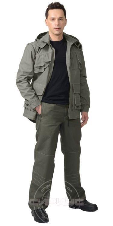 мужская летняя одежда для рыбалки